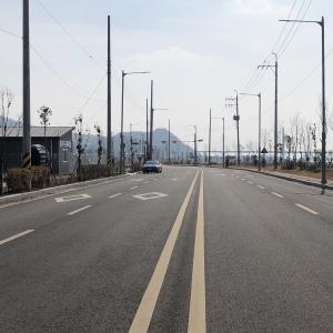 익신산단 도로